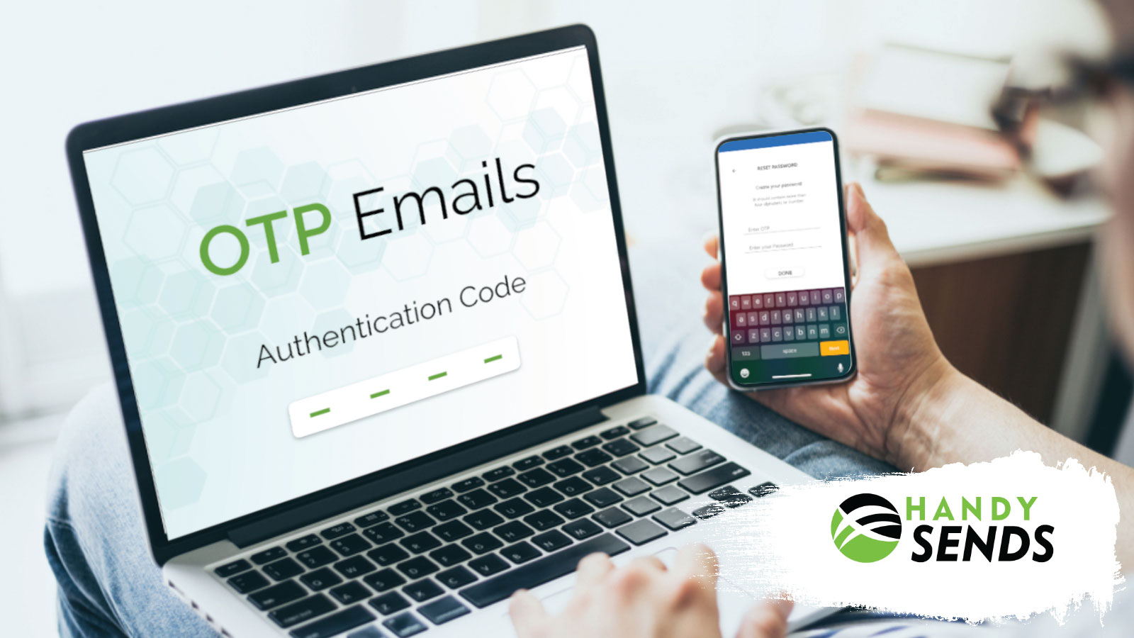 Two-Factor Authentication (OTP Emails) Developer Best Practices | HandySends